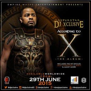 xclusive1 Download MP3: DJ Xclusive - Cash Only ft. Sarkodie x Cassper Nyovest