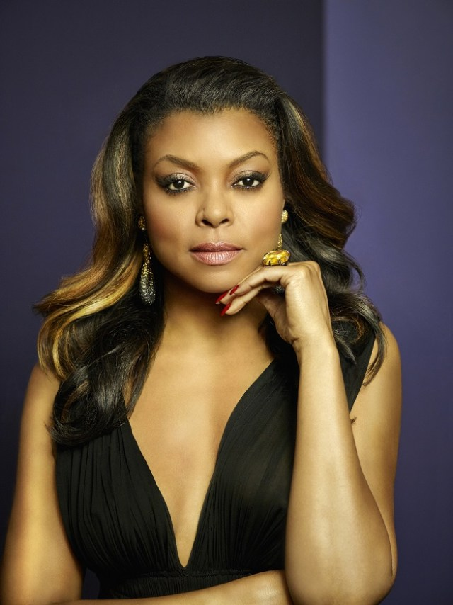 Taraji-P.-Henson-as-Cookie-Lyon First Official Photos of Casts for movie 'Empire' Season 2