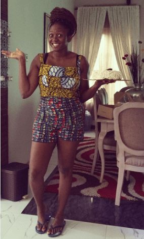 Waje Waje Replies Man Crushing on Her 16 Year Old Daughter
