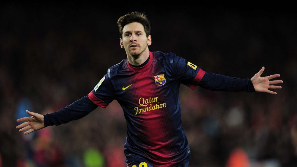 messi Messi Offered To Give Up No. 10 Jersey To Barca's New Signing