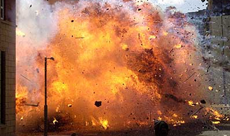 Breaking News!! Three Huge Bomb Explosions Hit Maiduguri