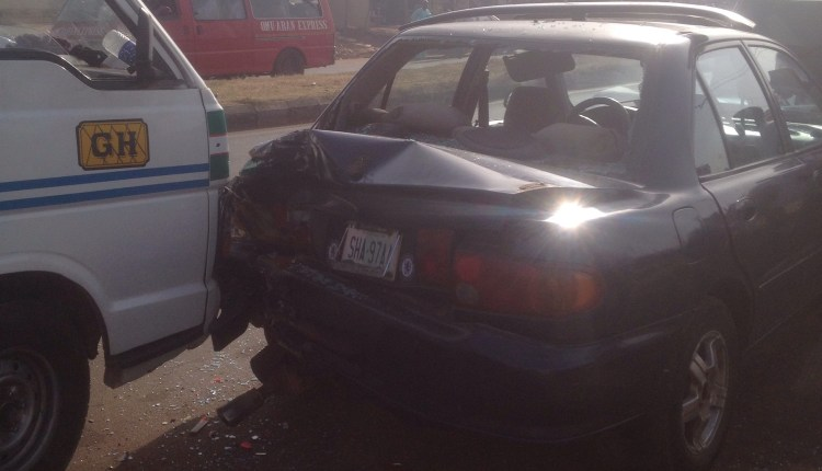 Fatal Accident in iloring this morning   See Photos