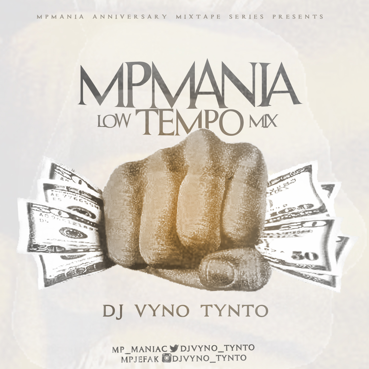 Dj Vynotynto - MPmania Low TEMPO Mix | @djvyno_tynto