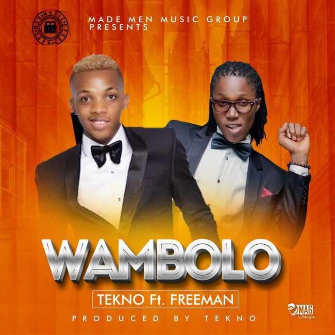 Download Mp3 Tekno Wambolo Ft Freeman Download Mp3 Music