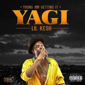 Artwork-for-LIL-Kesh-YAGI-Album-4 Download MP3: Lil Kesh - IFSU (I Fvck Shut Up)  [@lilkeshofficial]