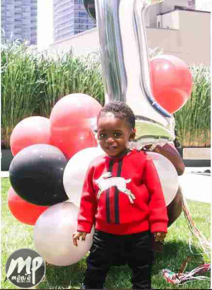 wp-1469255044776-1 Photo From Tiwa Savage's son, Jamil's 1st Birthday