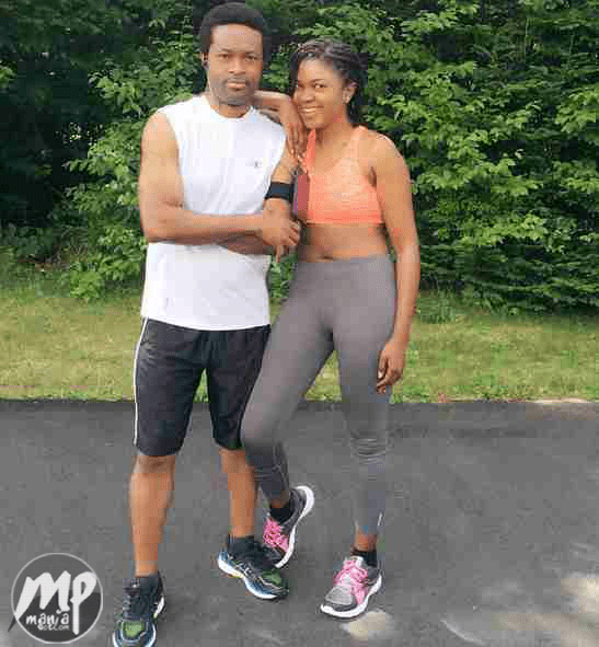 wp-1469255336214-1-1 Omoni Oboli Shares Workout Picture with her husband