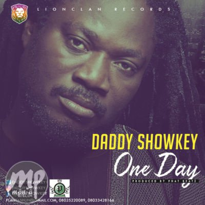 MP3-Daddy-Showkey-One-Day-Artwork Download MP3: Daddy Showkey - One Day |[@daddyshowkey1]