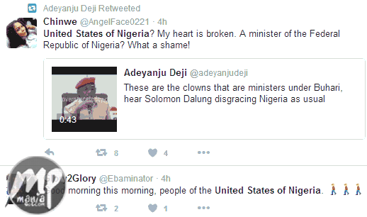 wp-1470397431048-1 Nigerians Troll Solomon Dalung Over His United State of Nigeria Comment