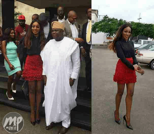 wp-1471325366988 Beautiful Seyi Shay Pictured with Gov. Ambode (Photo)