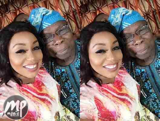 wp-1471501295976-1 Powerful! Rita Dominic and Obasanjo share cute selfies