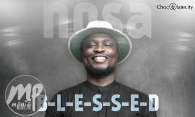 blessed-official-art Lyric Video/MP3: Nosa - Blessed + God is Good