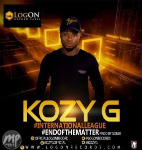 kk-285x300 MP3: KozyG - International League | End Of The Matter