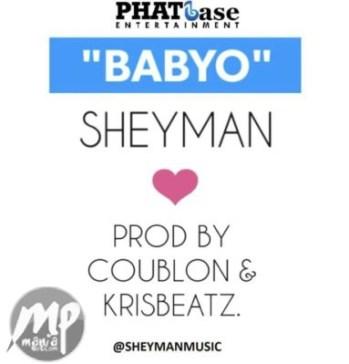 shayman-1 MP3: Sheyman – BabyO |[@sheymanmusic]