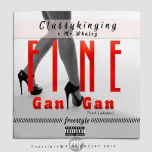 ca-300x300 MP3: ClassyKinging & Mr Whalez - Fire Gan Gan (Prod Whalez)