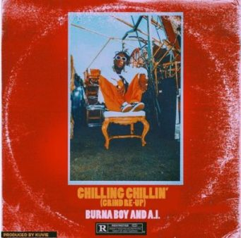 burna-boii-new [Fresh Music] Burna Boy - Chilling Chillin' (ft. AI) |[@burnaboy]