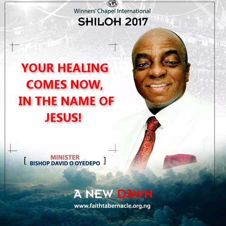 #Shiloh2017 - A New Dawn - Day 2 Sermon (Full Text Message)