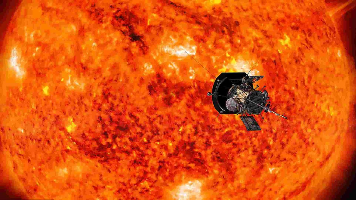 "NASA Prepares to send ""Probe"" Farther than Ever into the Sun's atmosphere"
