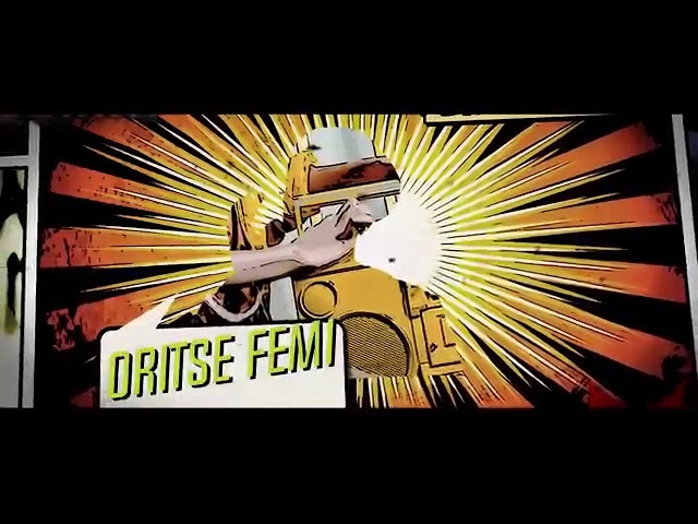 (Music Video) Oriste Femi - Agadatu