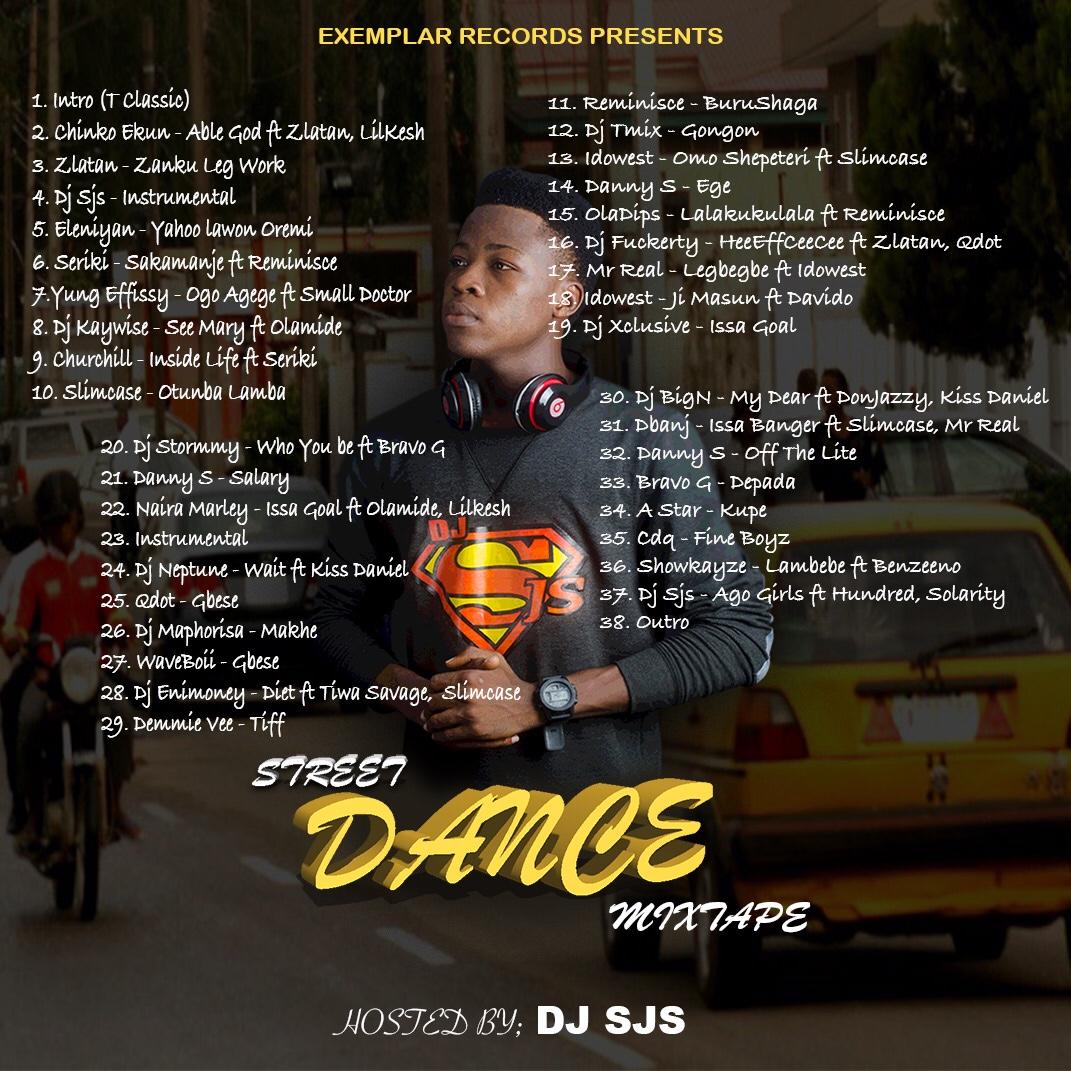 (Download Mp3) Dj Sjs - Street Dance Mix
