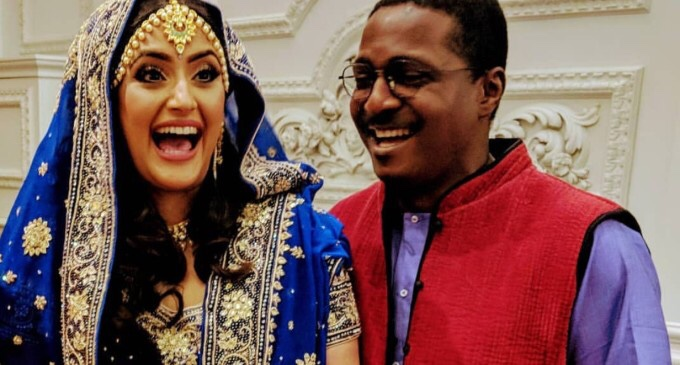 Ceo of Defunct HiTV, Toyin Subair Finds Love in India