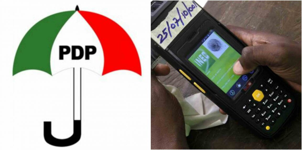 PDP drags INEC to court over Card Readers