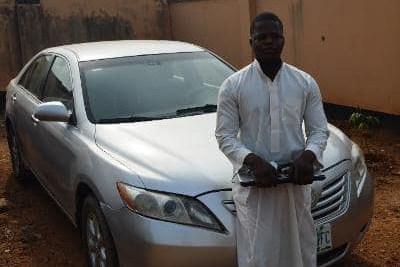 Again!! EFCC arrests more 'Yahoo Boys' in Ibadan