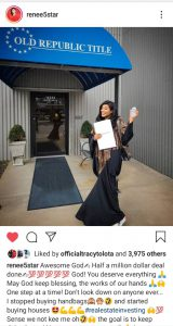 Auto Queen, Adesuwa Renee Ogiozee Closed A House Deal Worth Half A Million Dollars 2