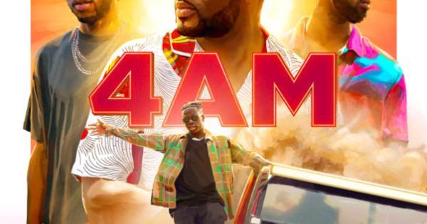 Manny Norté - 4AM (ft. 6LACK, Rema & Tion Wayne) (Audio