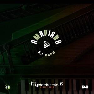 Dj Kush Mpmania Mix 13 (amapiano)