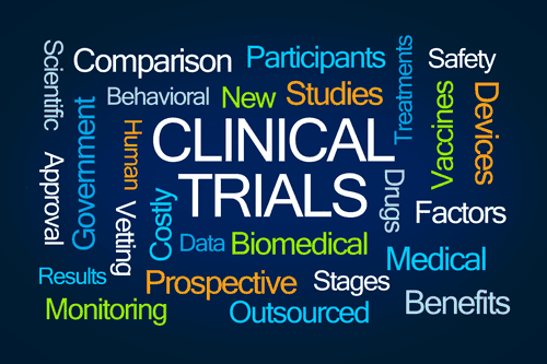 clinical trial in myelofibrosis