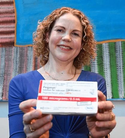 MPN patient advocacy, Nathalie Cook