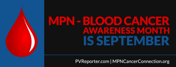 MPN Blood Cancer Awareness Month