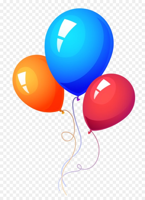 small resolution of party balloon clipart