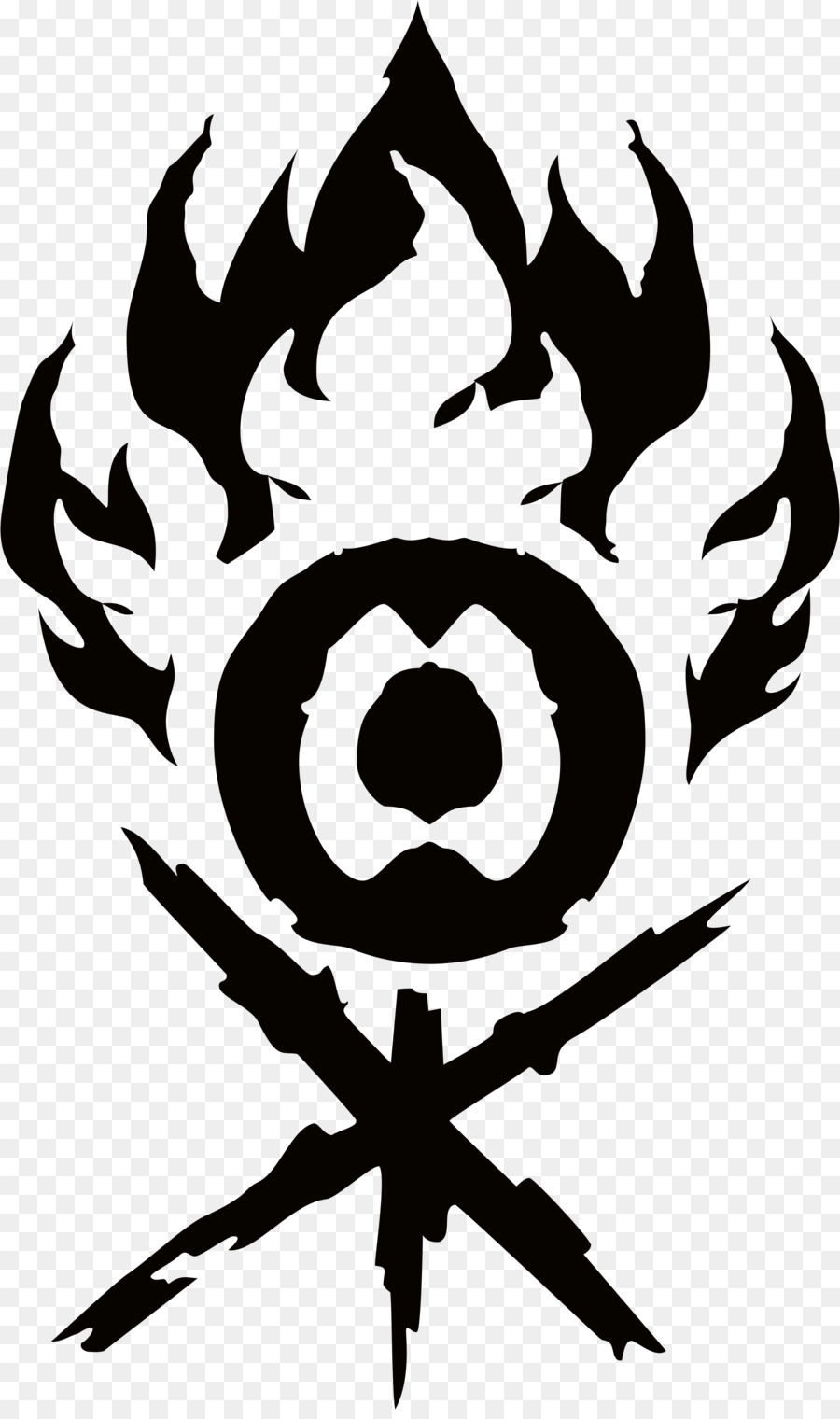 Magic The Gathering Logo Black And White