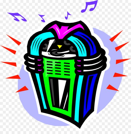 small resolution of jukebox clipart