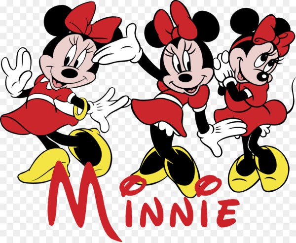 minnie mouse vector # 15