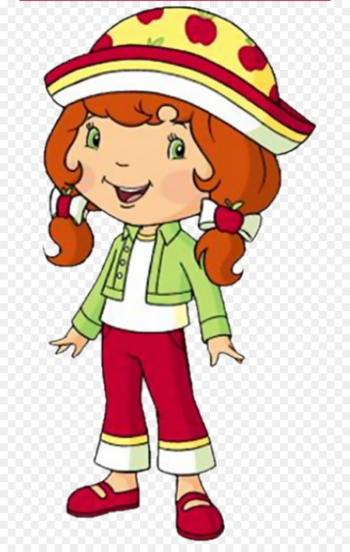 small resolution of strawberry shortcake clipart