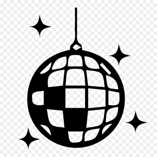 small resolution of disco ball clipart
