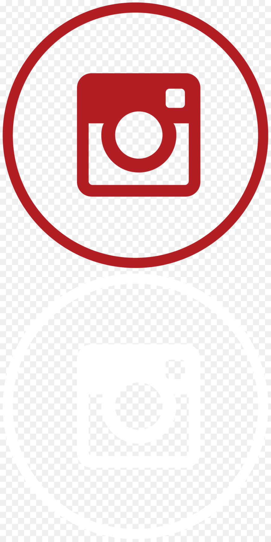 Instagram Icon White Png #175207 - Free Icons Library