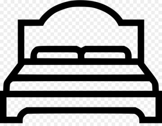 Cartoon Wooden Bed Bed Clipart