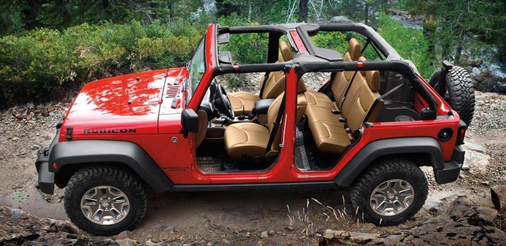 medium resolution of new jeep wrangler unlimited exterior image 1