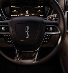 new lincoln continental interior image 1 [ 2048 x 1152 Pixel ]