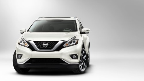 small resolution of new nissan murano exterior image 2