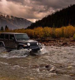 jeep wrangler unlimited exterior photos features [ 1440 x 810 Pixel ]