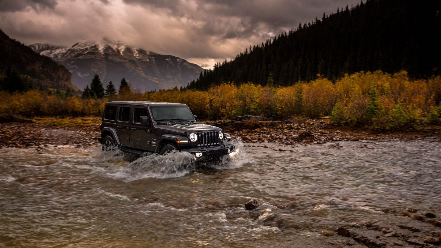hight resolution of jeep wrangler unlimited exterior photos features