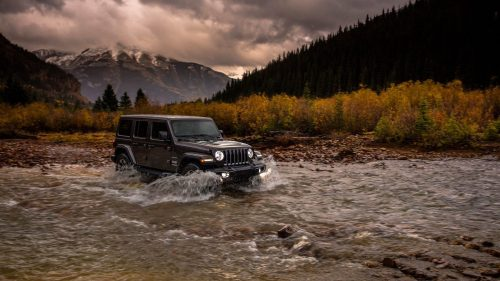 small resolution of jeep wrangler unlimited exterior photos features