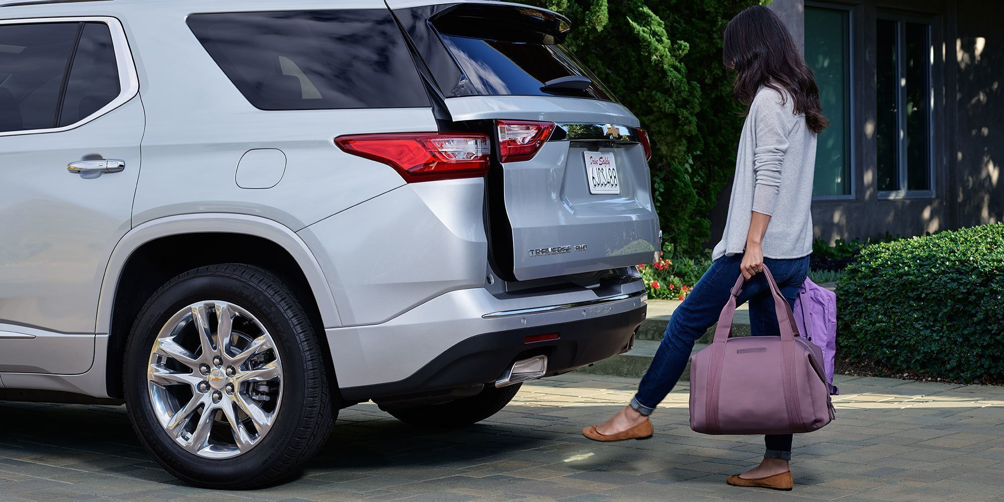 hight resolution of hands free liftgate