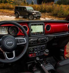 jeep wrangler interior photos features [ 1440 x 810 Pixel ]
