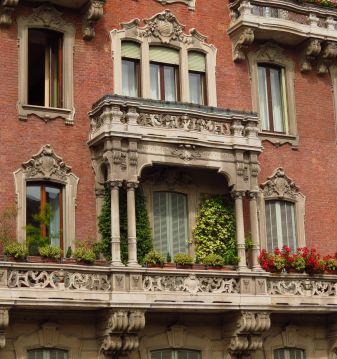 milanese-balconies
